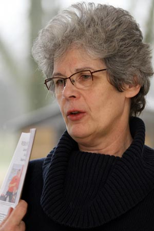 Türmchen-Leiterin Maria Poll