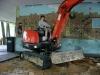 Bau des Lesegartens